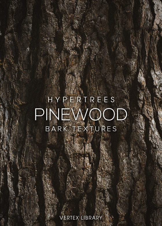 HyperTrees Bark Pinewood cover image