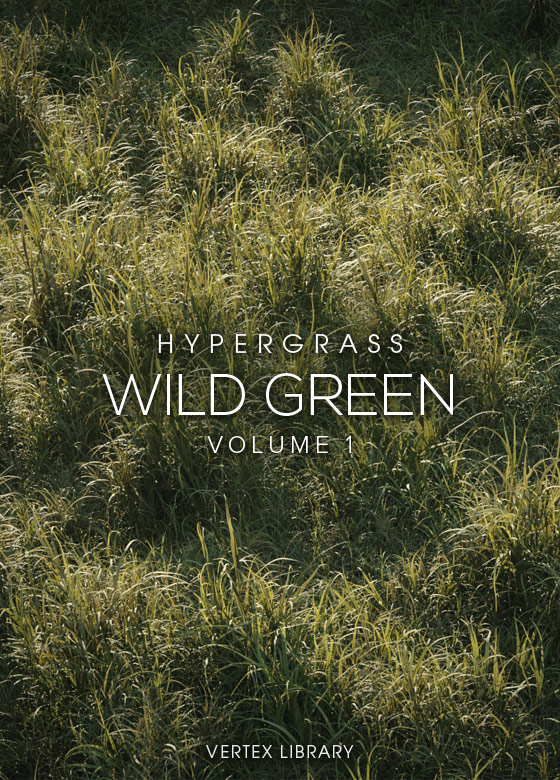 HyperGrass Vol.1 Wild Green cover image